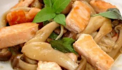 Try Mushroom Cooked This Seafood Way