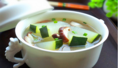 As the weather turns cold -- mushroom soups are a perfect way to warm up