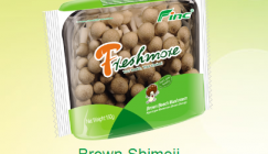 How long is the freshness date of Brown Shimeji mushroom?
