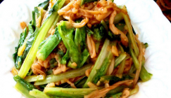 Try Enoki mushrooms cooked this way